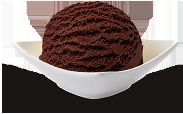 اسکوپ شکلات تلخ